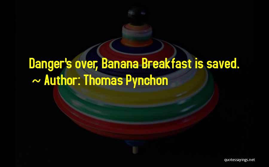 Thomas Pynchon Quotes 552280