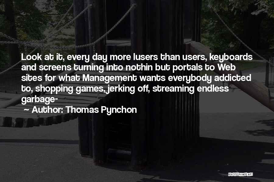Thomas Pynchon Quotes 592269