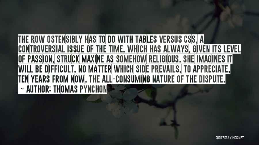 Thomas Pynchon Quotes 694939