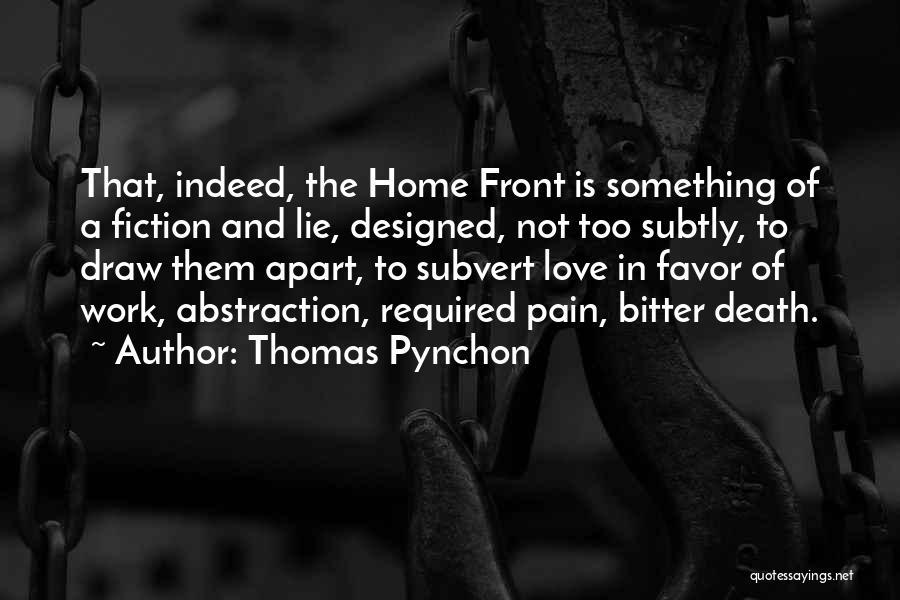 Thomas Pynchon Quotes 708249