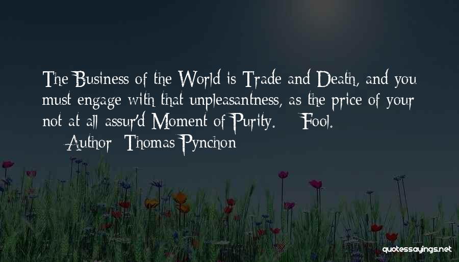Thomas Pynchon Quotes 735969