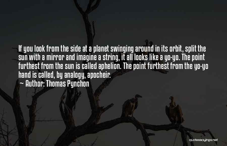 Thomas Pynchon Quotes 834671