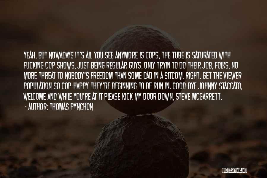 Thomas Pynchon Quotes 871735