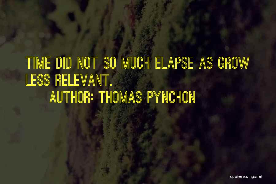 Thomas Pynchon Quotes 913342