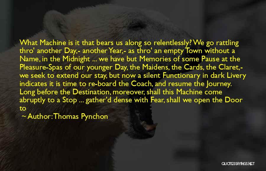 Thomas Pynchon Quotes 919682