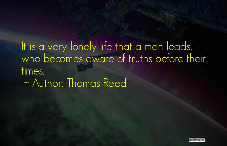 Thomas Reed Quotes 800157