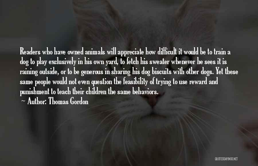 Thomas The Train Quotes By Thomas Gordon