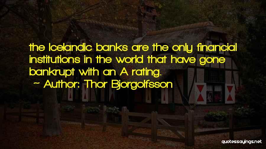 Thor Bjorgolfsson Quotes 308990