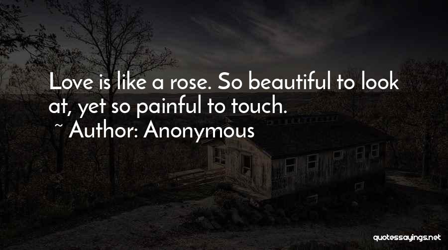 Thorns Quotes By Anonymous