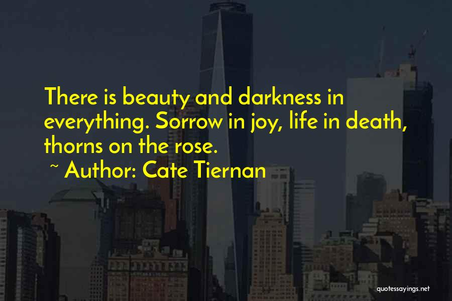 Thorns Quotes By Cate Tiernan