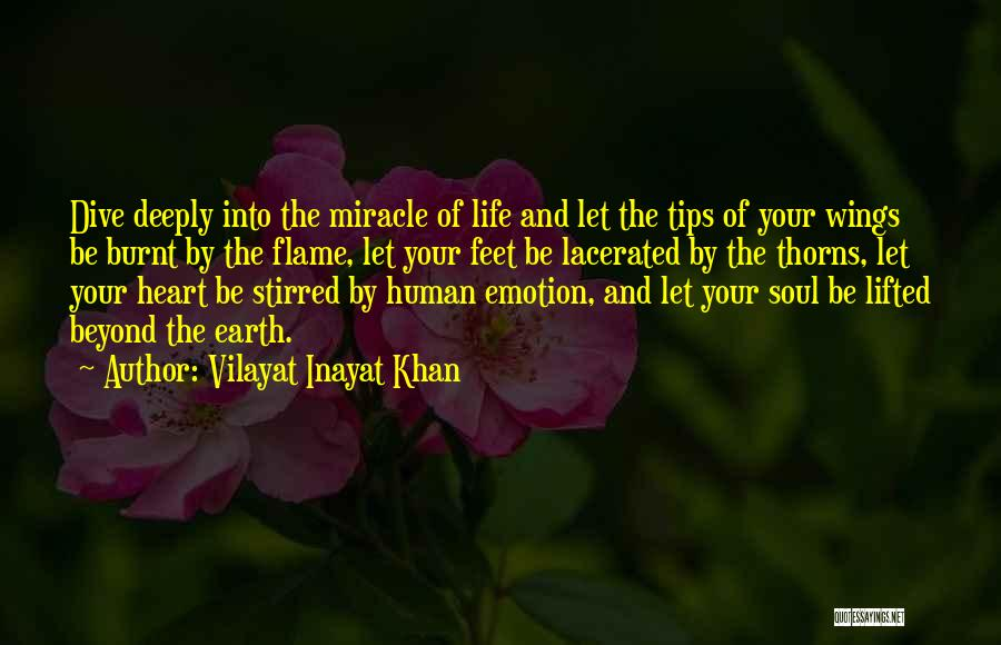Thorns Quotes By Vilayat Inayat Khan