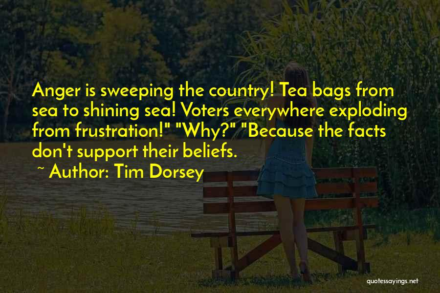 Those Who Don't Support You Quotes By Tim Dorsey