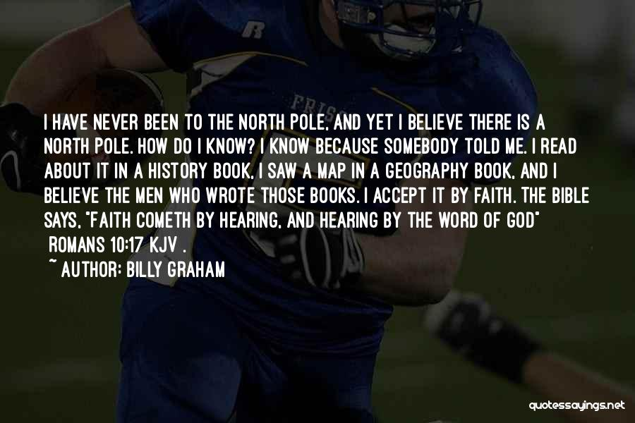Those Who Know Me Quotes By Billy Graham