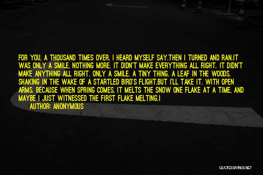 Thousand Arms Quotes By Anonymous