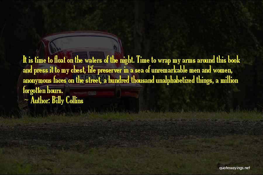 Thousand Arms Quotes By Billy Collins