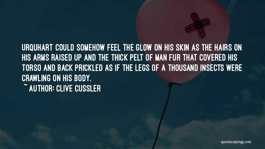 Thousand Arms Quotes By Clive Cussler
