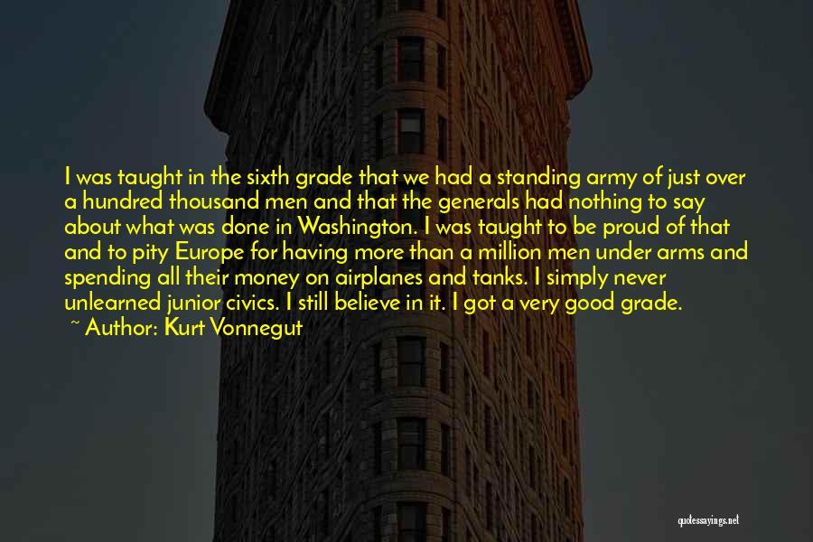 Thousand Arms Quotes By Kurt Vonnegut