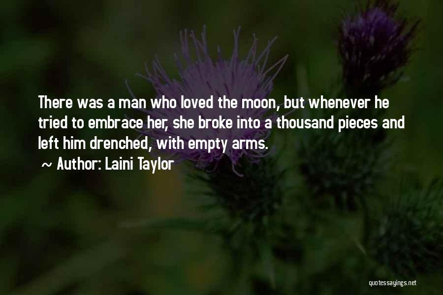 Thousand Arms Quotes By Laini Taylor