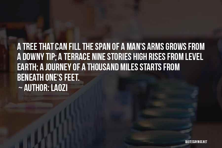 Thousand Arms Quotes By Laozi