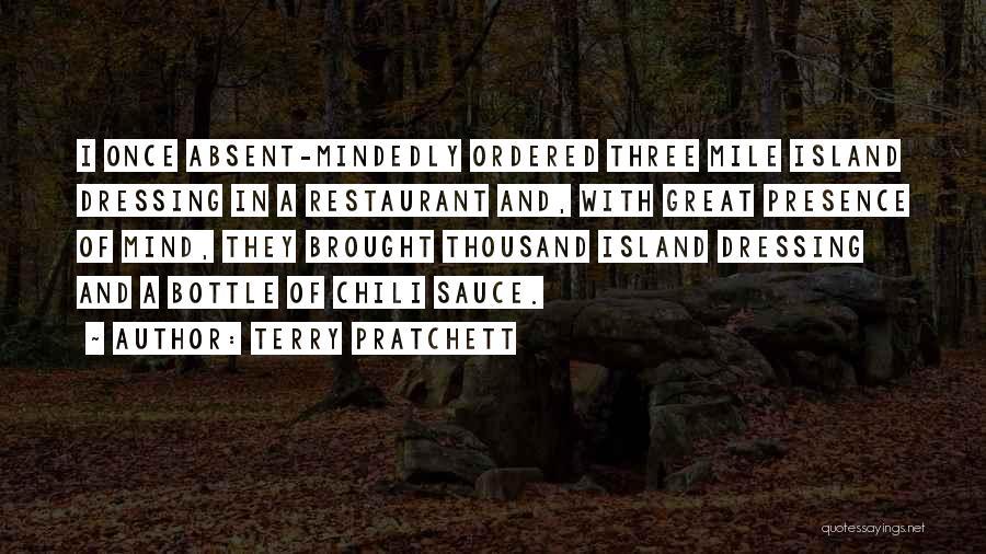 Three Mile Island Quotes By Terry Pratchett