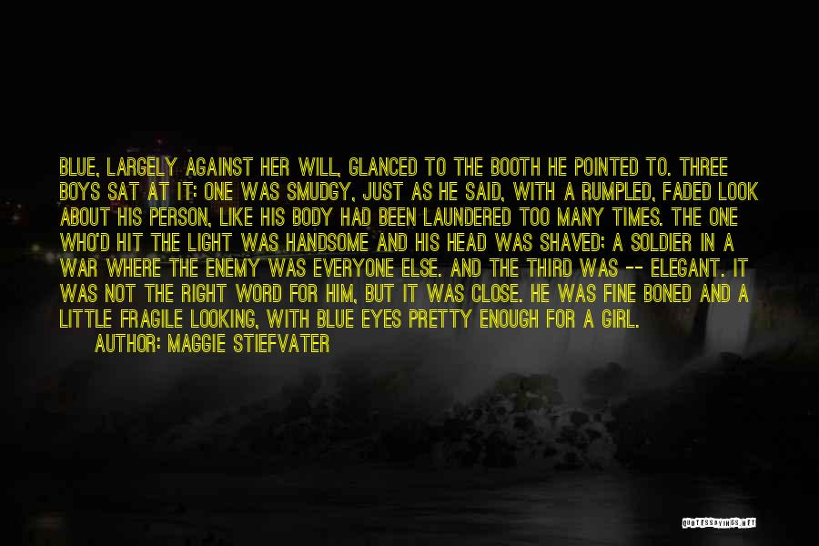 Three Word Quotes By Maggie Stiefvater