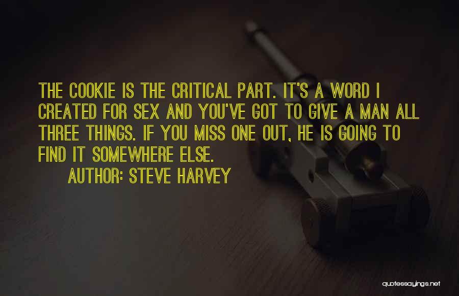 Three Word Quotes By Steve Harvey