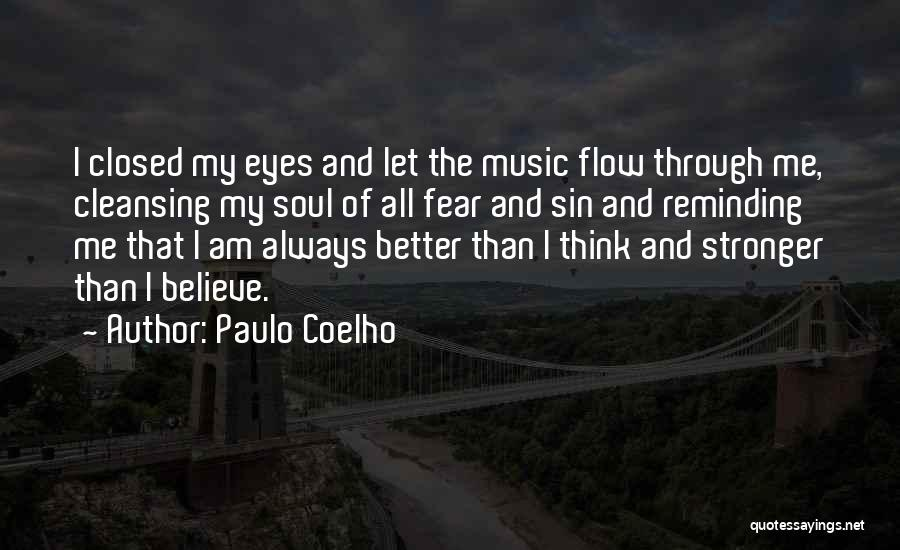 Through My Eyes Quotes By Paulo Coelho