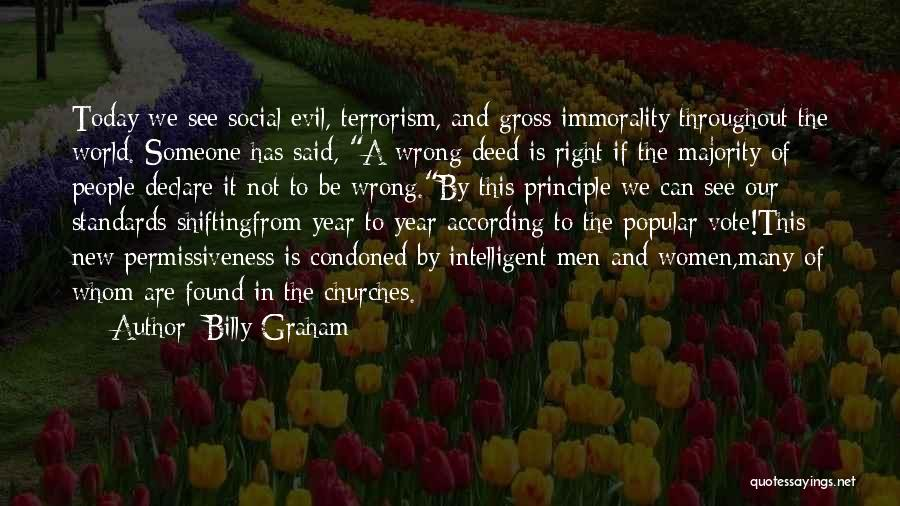Throughout The Year Quotes By Billy Graham