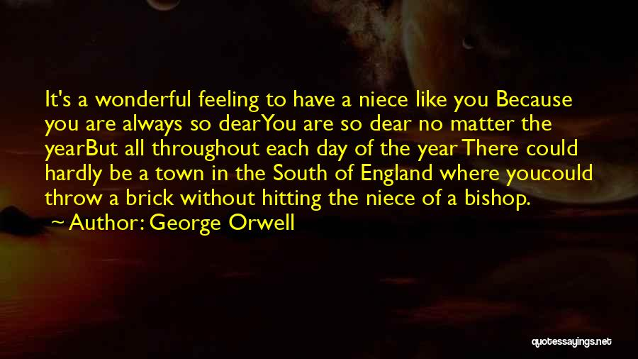 Throughout The Year Quotes By George Orwell
