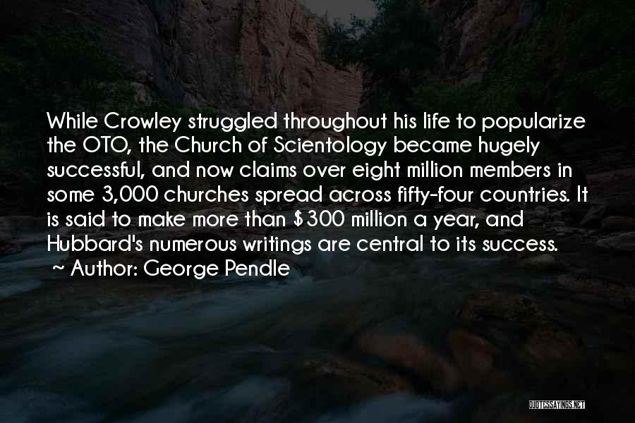 Throughout The Year Quotes By George Pendle
