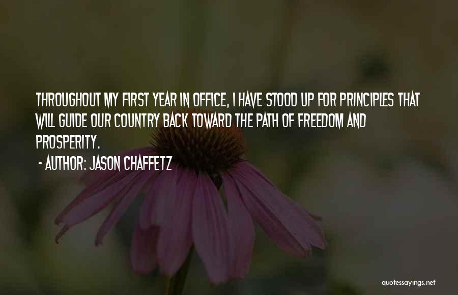 Throughout The Year Quotes By Jason Chaffetz