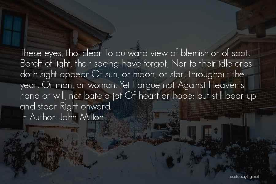 Throughout The Year Quotes By John Milton