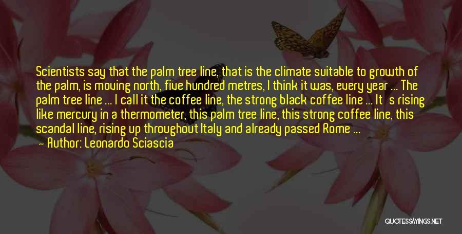 Throughout The Year Quotes By Leonardo Sciascia