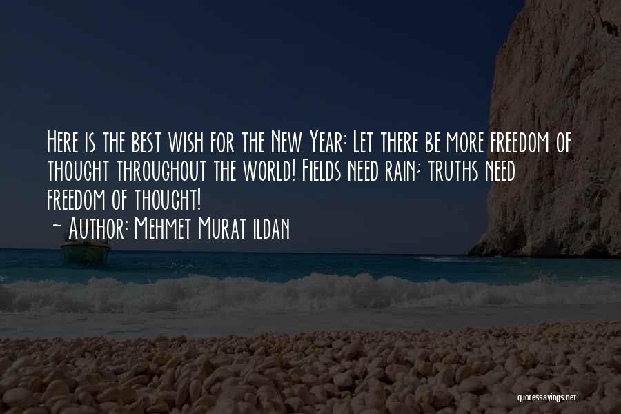 Throughout The Year Quotes By Mehmet Murat Ildan