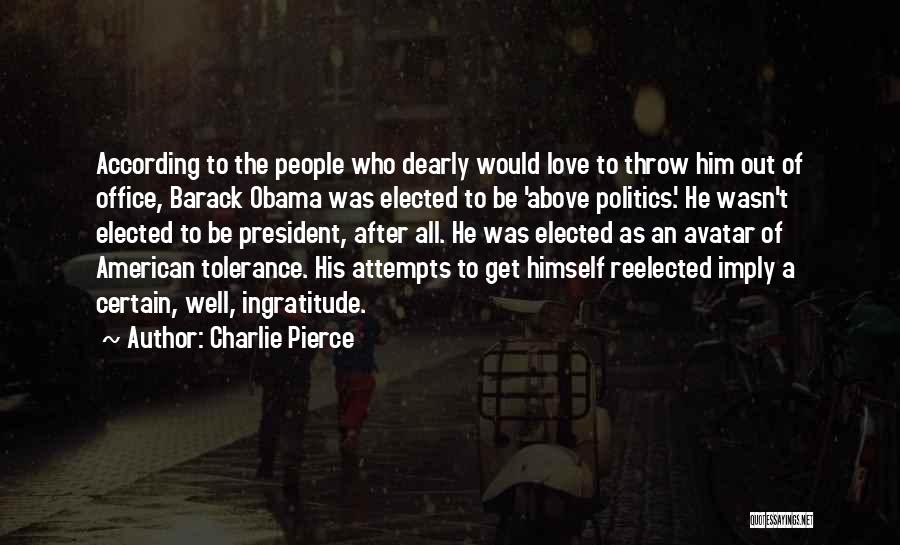 Throw Out Quotes By Charlie Pierce