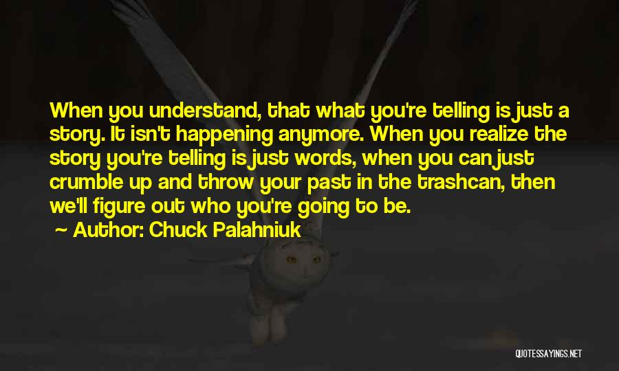 Throw Out Quotes By Chuck Palahniuk