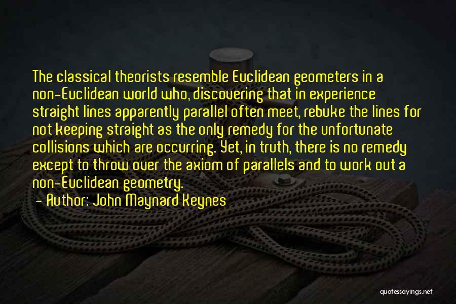 Throw Out Quotes By John Maynard Keynes
