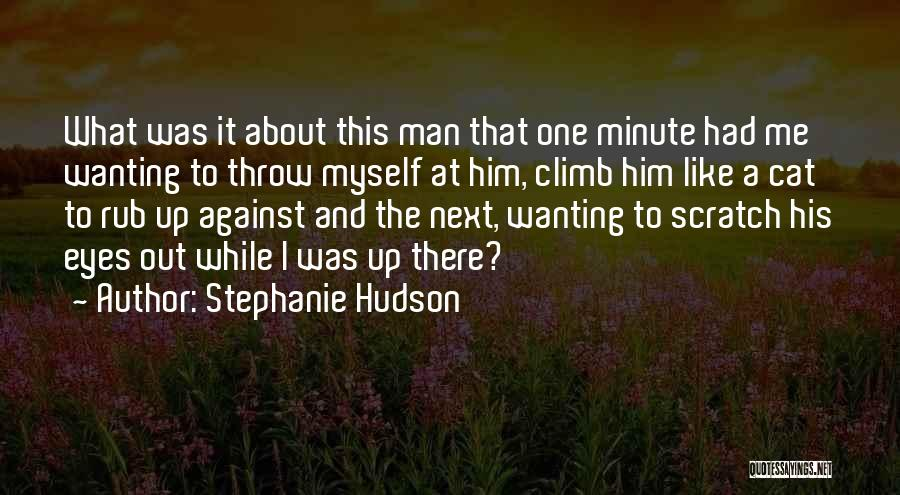 Throw Out Quotes By Stephanie Hudson