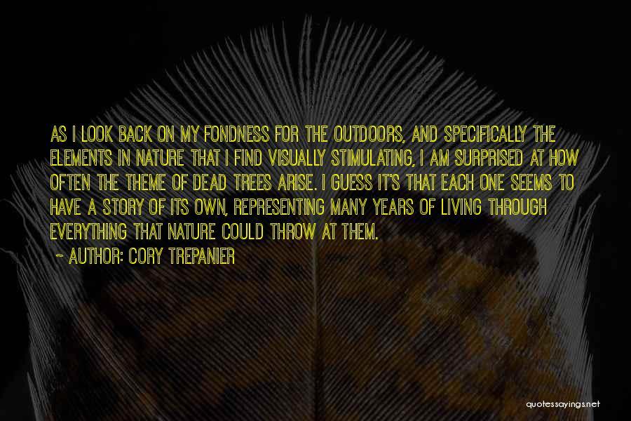 Throw Quotes By Cory Trepanier
