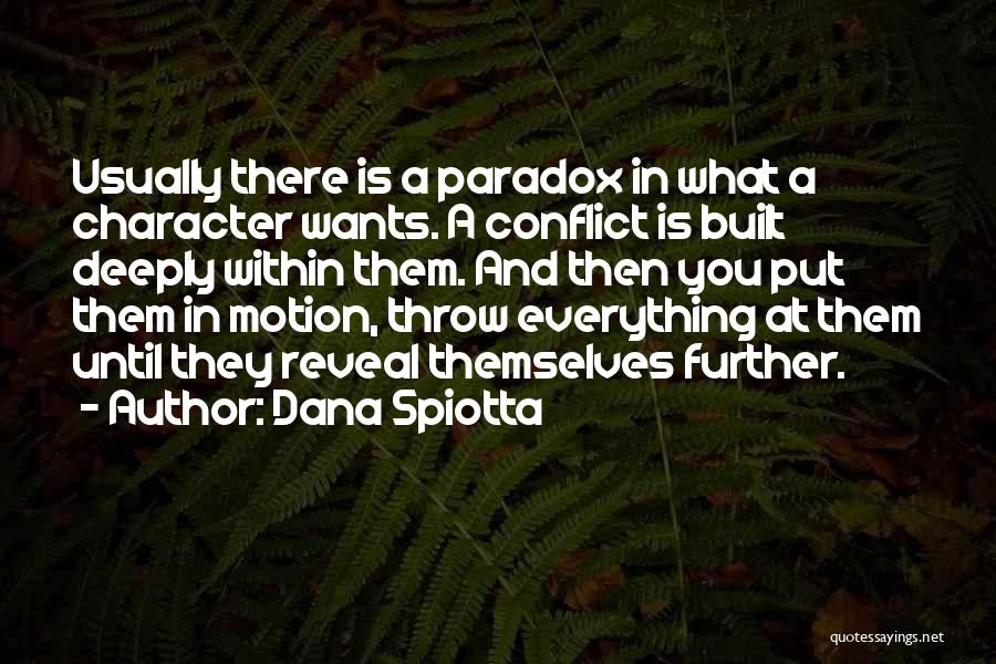 Throw Quotes By Dana Spiotta