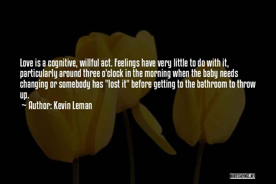 Throw Quotes By Kevin Leman