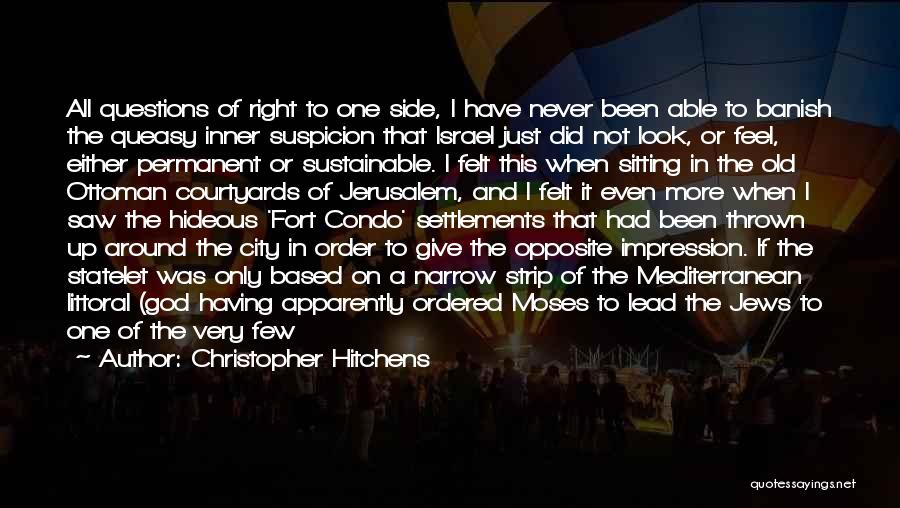 Thrown Around Quotes By Christopher Hitchens
