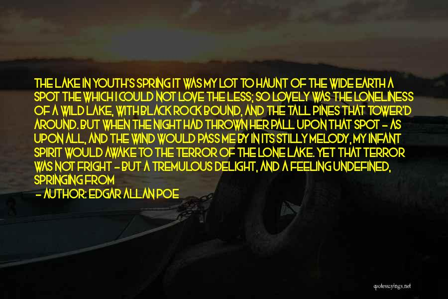 Thrown Around Quotes By Edgar Allan Poe