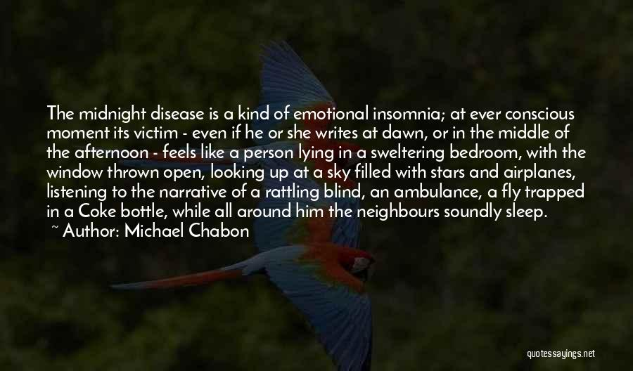 Thrown Around Quotes By Michael Chabon