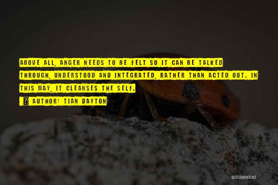 Tian Dayton Quotes 1515662