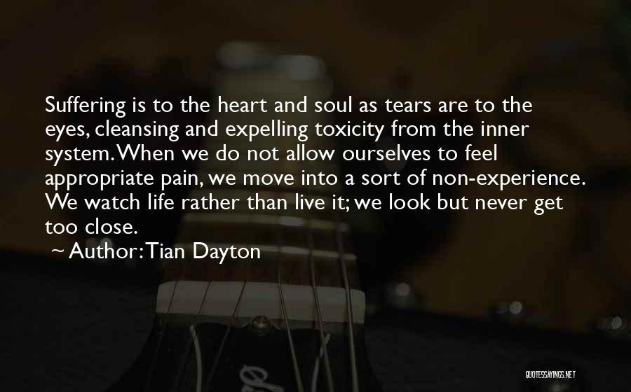 Tian Dayton Quotes 348275