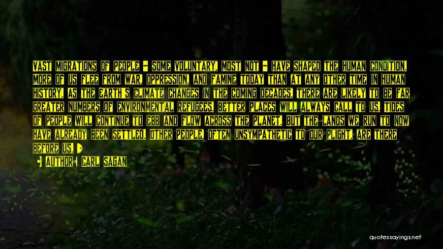 Tides Of War Quotes By Carl Sagan
