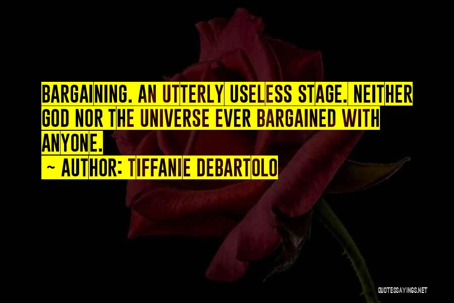 Tiffanie DeBartolo Quotes 199758