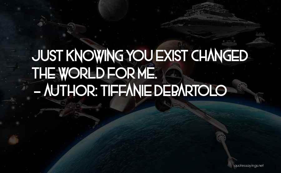 Tiffanie DeBartolo Quotes 384071