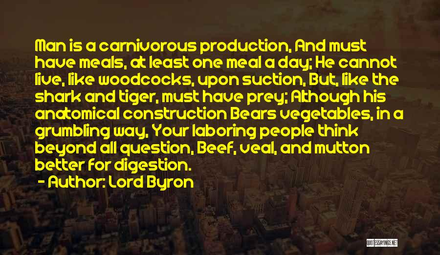 Tiger Sharks Quotes By Lord Byron
